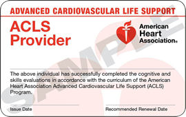 cards acls full
